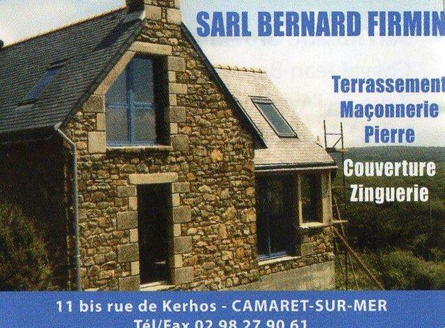 Maçonnerie Camaret Sur Mer Finistère 29