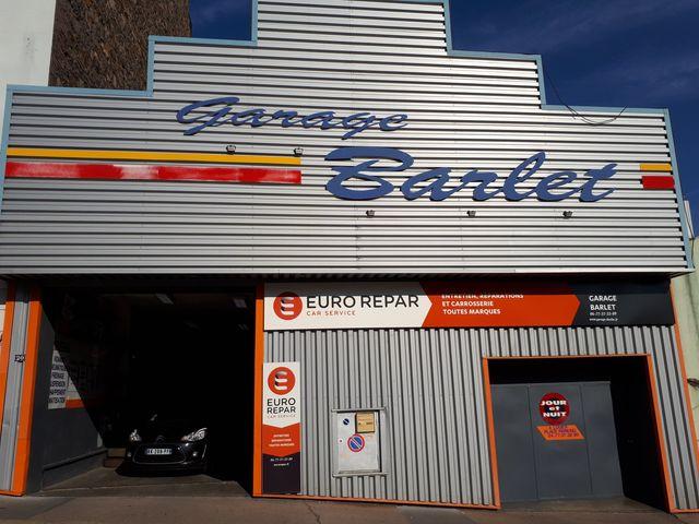 Garage barlet r parations automobiles saint tienne dans la loire - Garage mercedes saint etienne ...