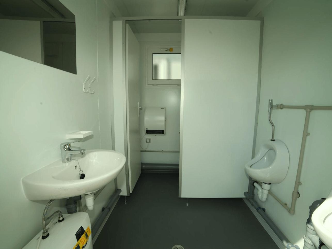 Lavabo Personne Mobilité Réduite location de bungalow sanitaire à nancy pour chantier