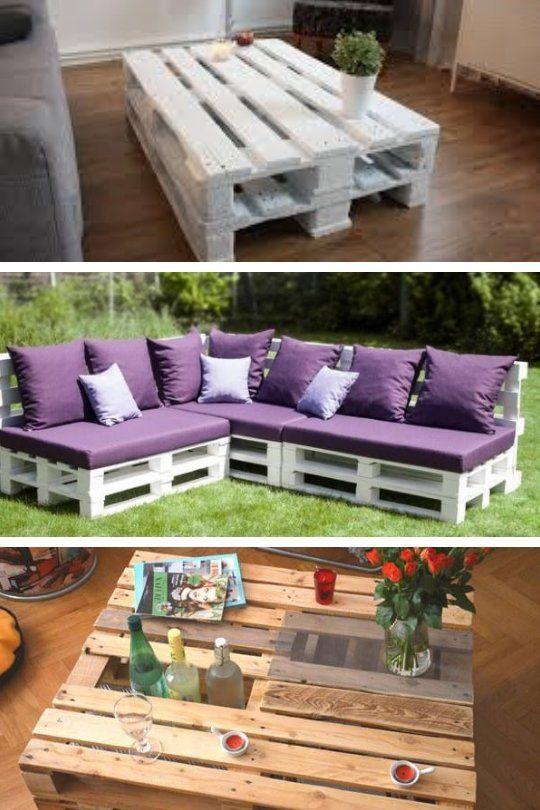 meubles en palettes a nice decouvrez