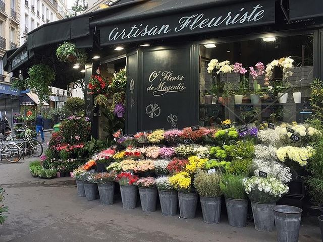 O'Fleurs de Magenta, artisan fleuriste à Paris 10