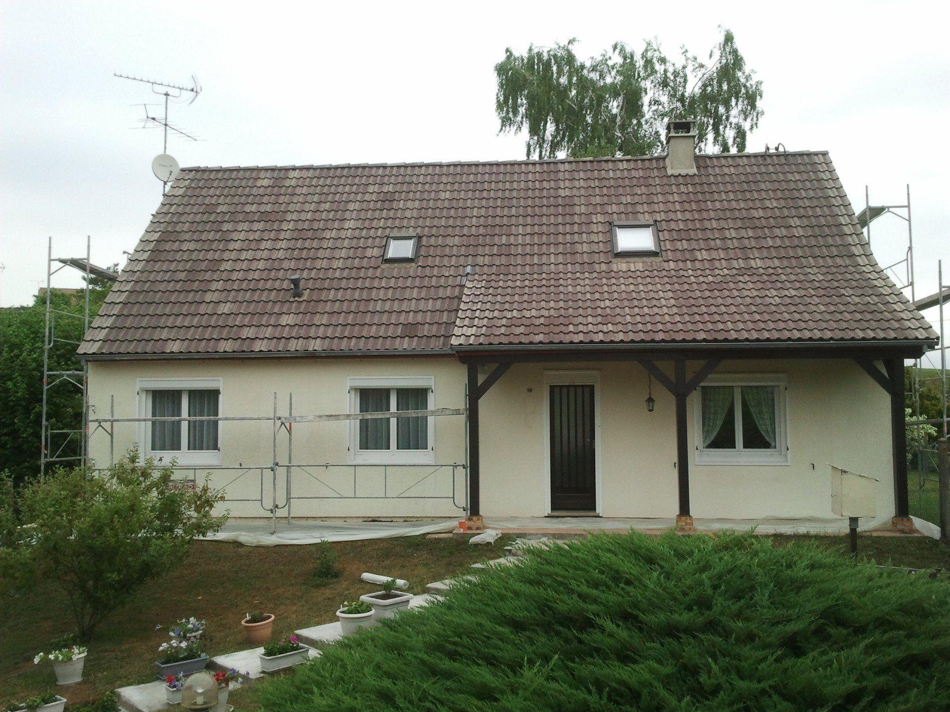 Imperméabilisation des façades et des toitures à Forges-les-Bains