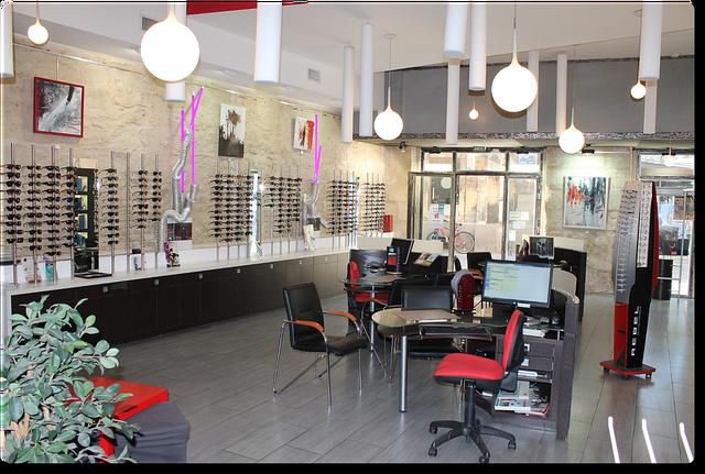 Large choix de lunettes de vue et de soleil à Montpellier