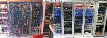 Société d'audit informatique en à Evry | audit & câblage