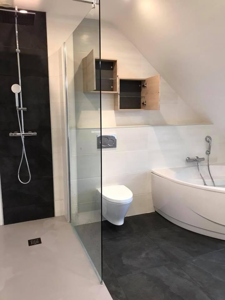 Création de salles de bains, Au Plaisir du Bain à Gouesnou